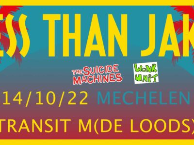 Less Than Jake – new date